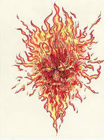 Fire Element by samurai30
