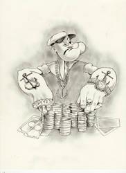 Popeye Poker by samurai30