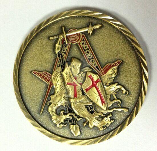 Mason Fundraiser Coin ( Hawaii Lodge) by samurai30