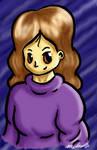 Portrait of Kirsten