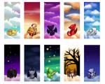 Kitties in the Sky