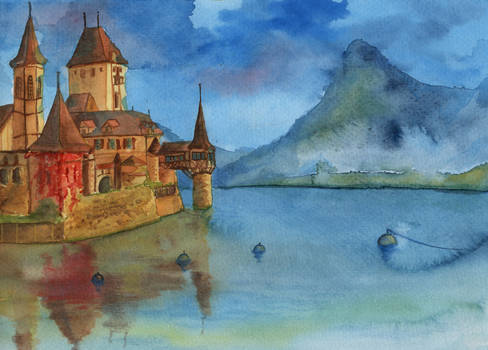lake castle