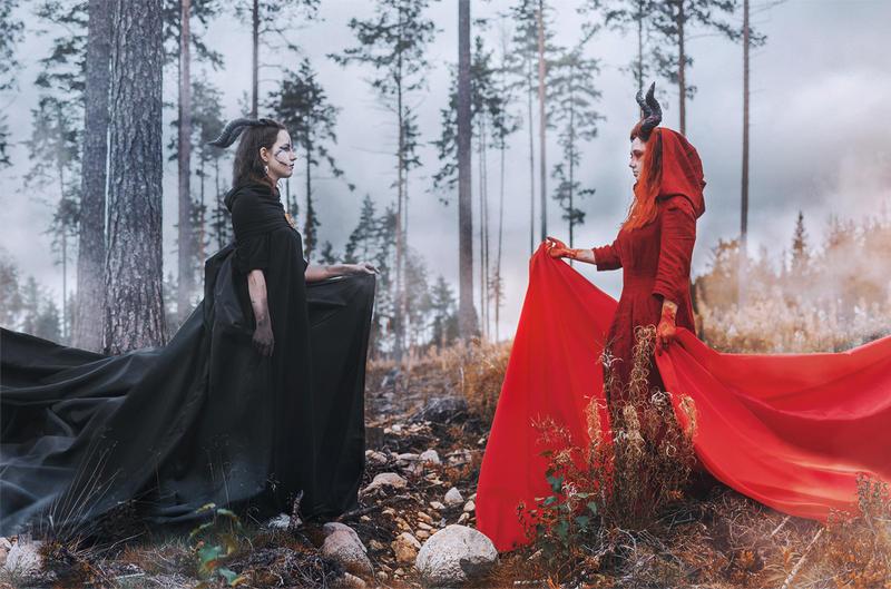 Season of the Witch by AmaranthusCaudatus