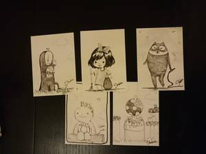Art Cards!