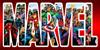 Marvel Icon by simotaku
