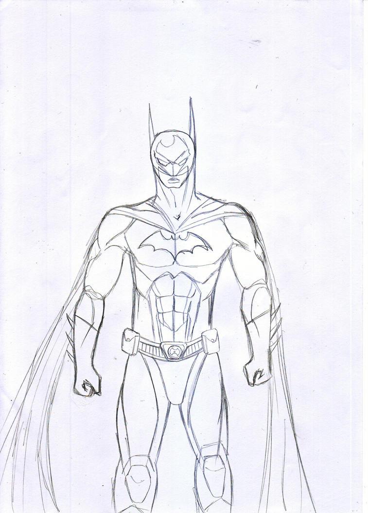 Batman Drawings Sketches | Car Interior Design