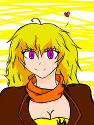 Yang Smile by HappyMo99