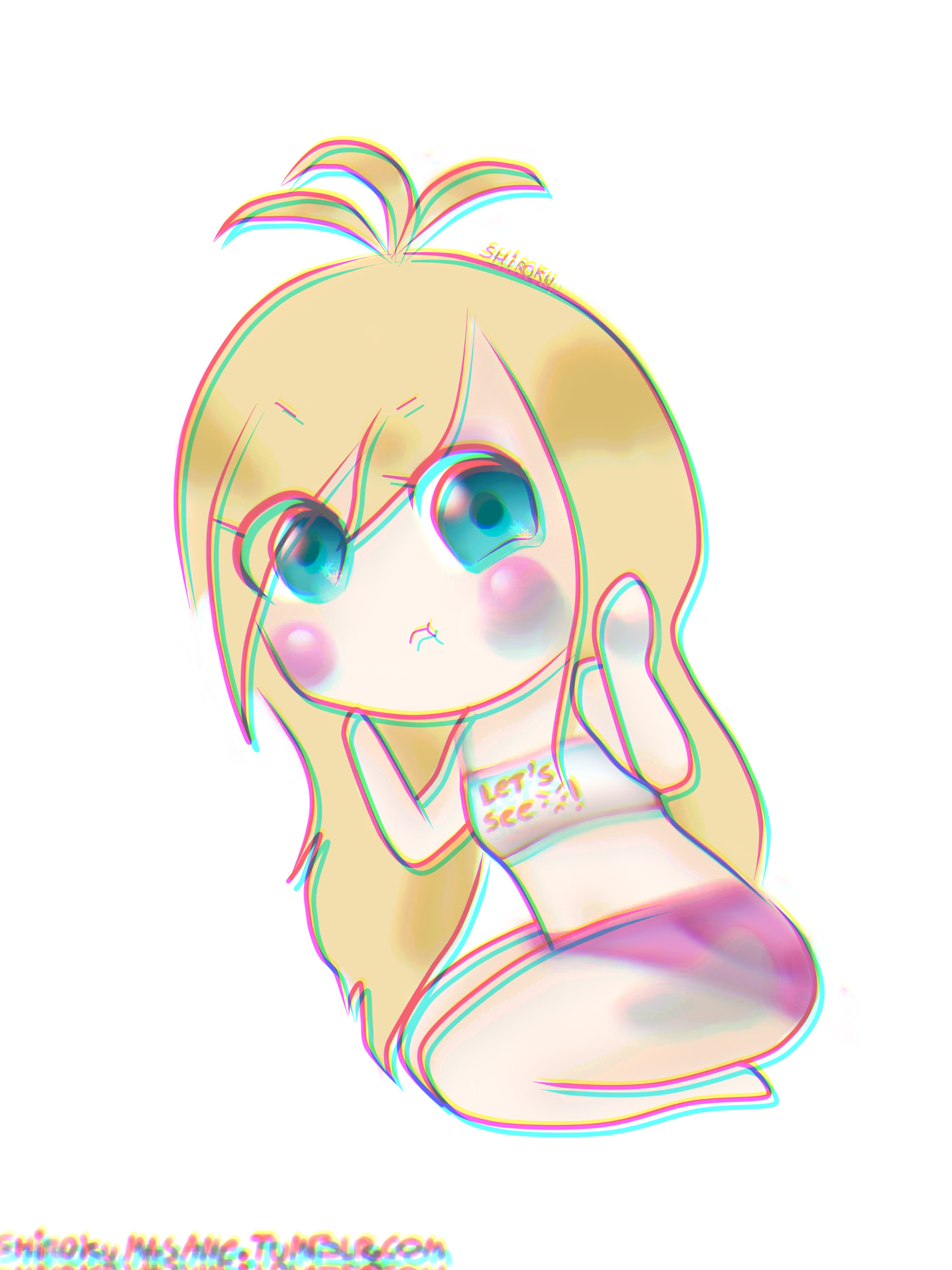 art toy chica wallpaper - photo #37