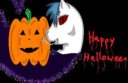 Happy Halloween 2012 by CassiwuvBlood
