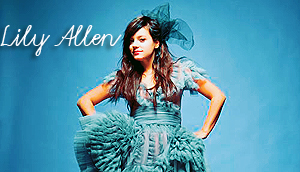 Lily Allen last fm by sexylove555