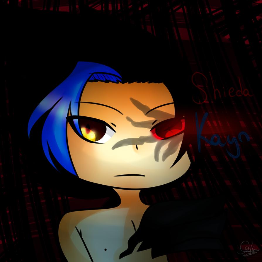 Shieda Kayn   [LoL] by DinoDinoRex12