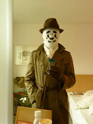 Rorschach by Jacq-Siir