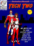 Tech Two (HeroMachine 2.5) Cover