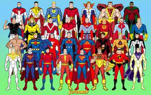 'Supermen' by Eldacur