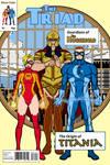 Triad Issue #1, alternative cover