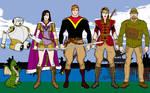 Swords of Dilmun, WIP