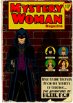 Mystery Woman #13, Aged