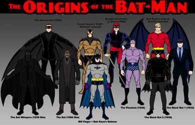 Bat-Man Origins, Rev 5 by Eldacur
