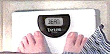 Weight: BEAN by teenie-beanie
