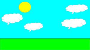 hi hi puffy ami yummi background sky