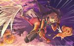 CCS: Run--Pumpkin Attack by Lazcht