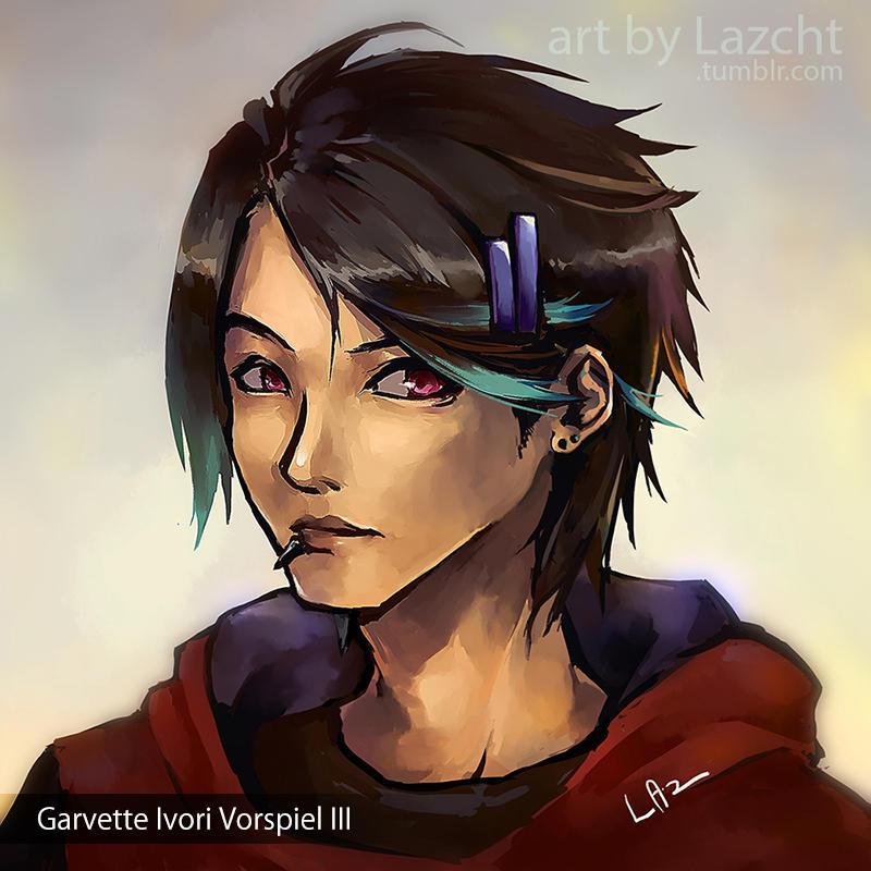 Garvette