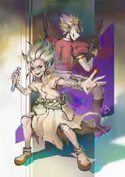 Chaotic Duo (kukuku+kekeke)