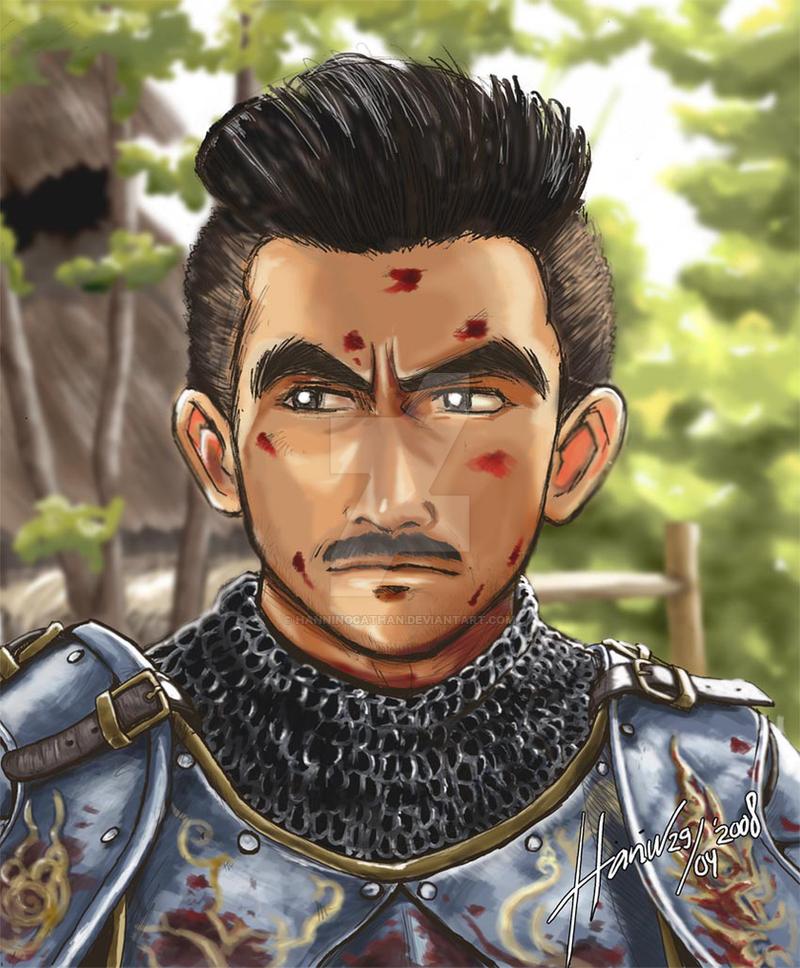 King Naresuan_color version by HanningCathan on DeviantArt
