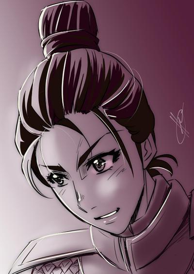Oh My General - Ye Zhao by hanukara