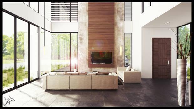 Manor LivingRoom