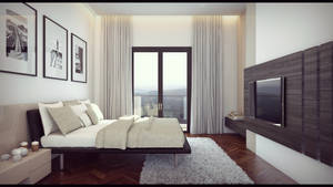 Quay Side Master Bedroom