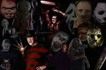 Wallpaper: Horror movies