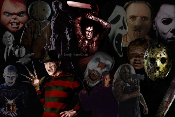 Horror Movie Wallpapers Wallpapertag: Wallpaper: Horror Movies By EmoHikaruChan On DeviantArt