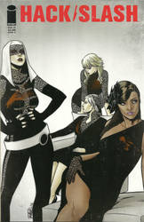 Hack Slash Issue 22 by EmoHikaruChan
