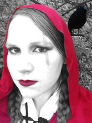 A hood as red as blood by EmoHikaruChan