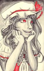 Vampiric Joy by Outlaw-77