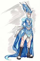 Dialga Lolita~Priest of Time