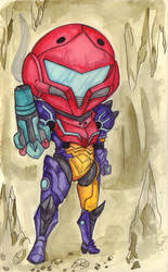 Metroid exterminator here! by Outlaw-77
