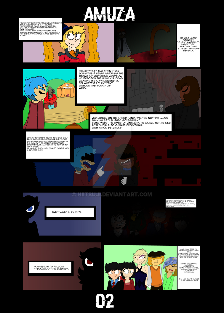 AMUZA [PAGE 02] by Hiitsuji