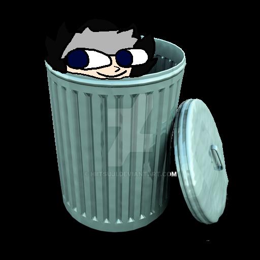 Mason The Trash Man by Hiitsuji