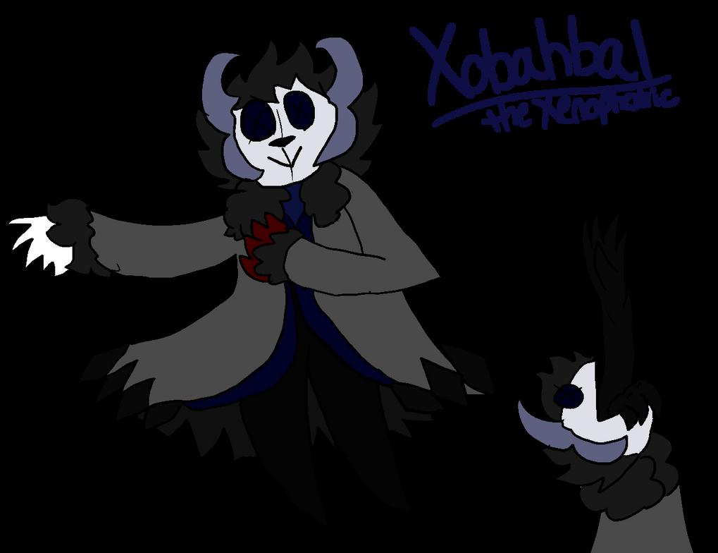 [TASLINOVERSE] Xobahbal the Xenophobic by Hiitsuji