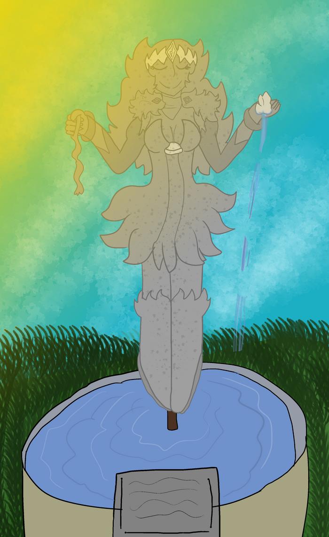 [TASLINOVERSE] Raa'ti, the Mother of Purity by Hiitsuji