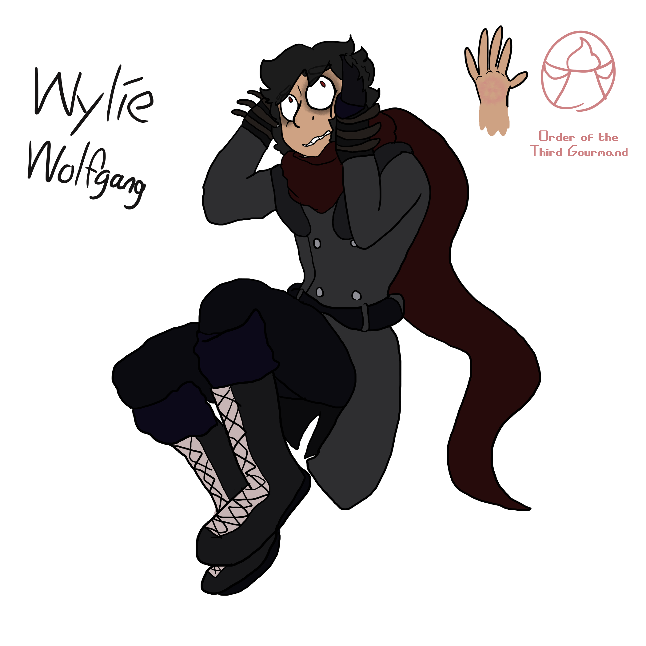 Wyles 'Wylie' Wolfgang by Hiitsuji