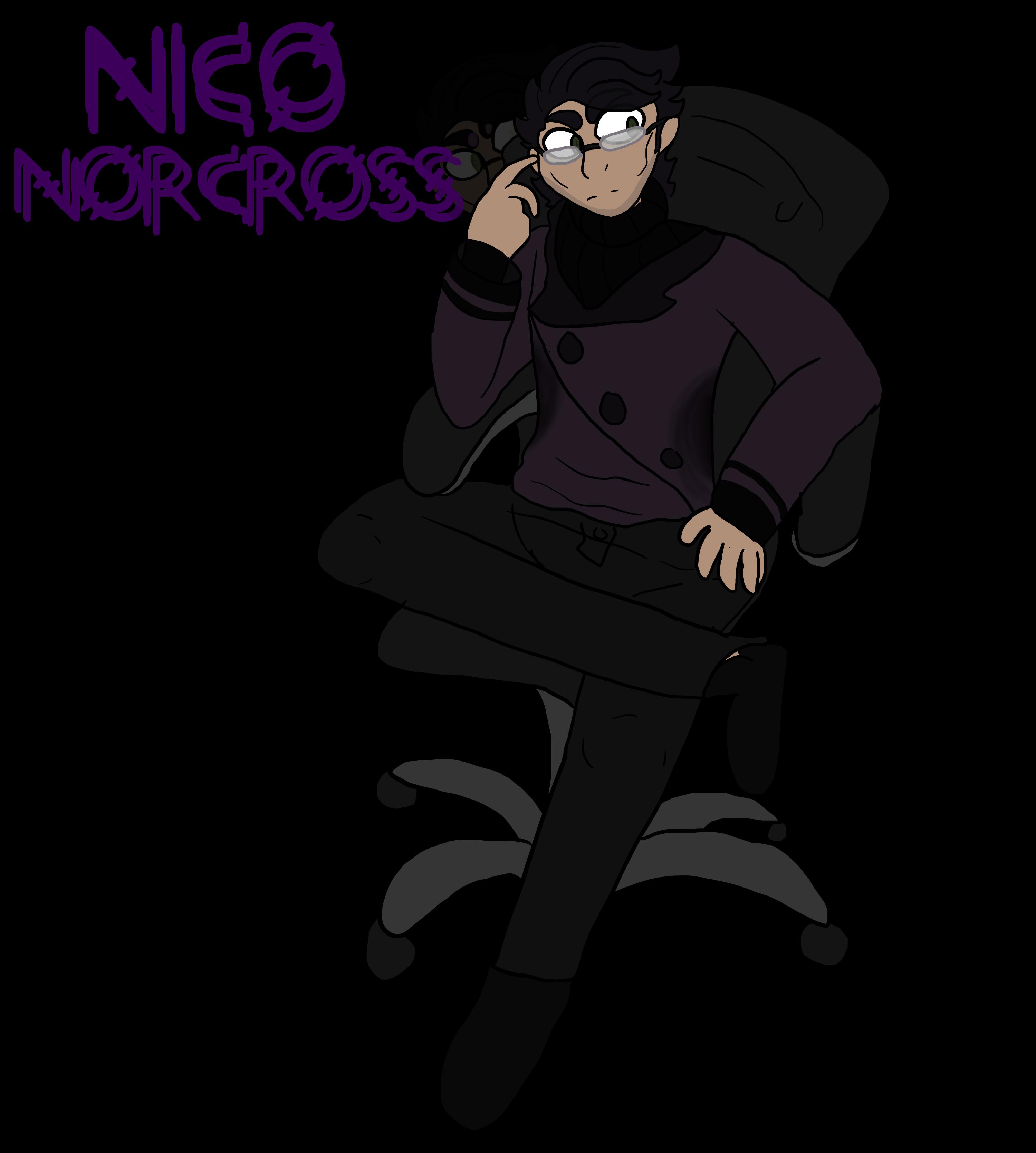 [CV] Nico 'Nox' Norcross by Hiitsuji