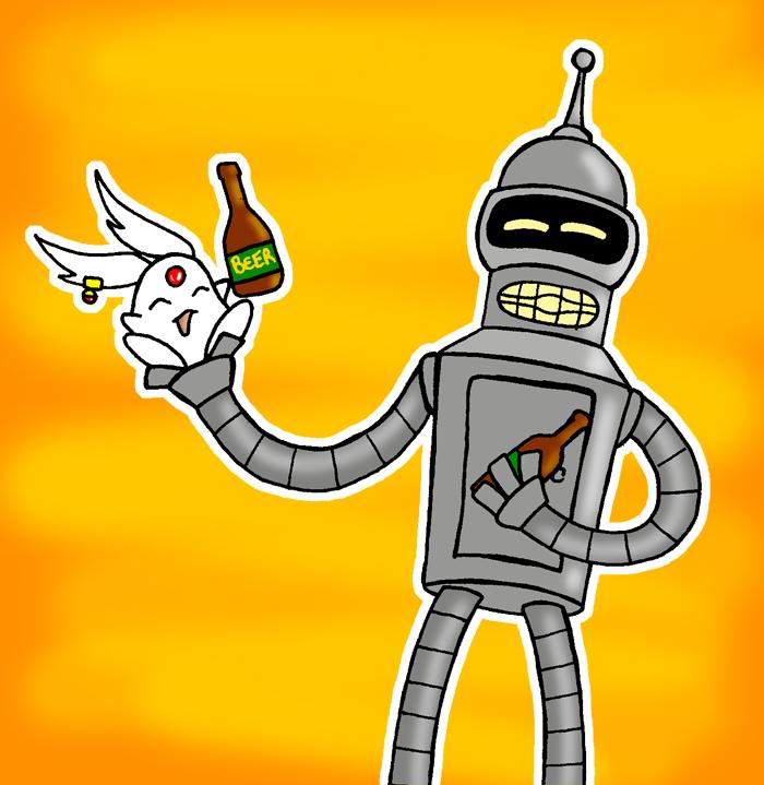 Drinking Buddies by Fengtianshi