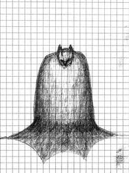 Sketch - Rise of Batman by BladeBaT