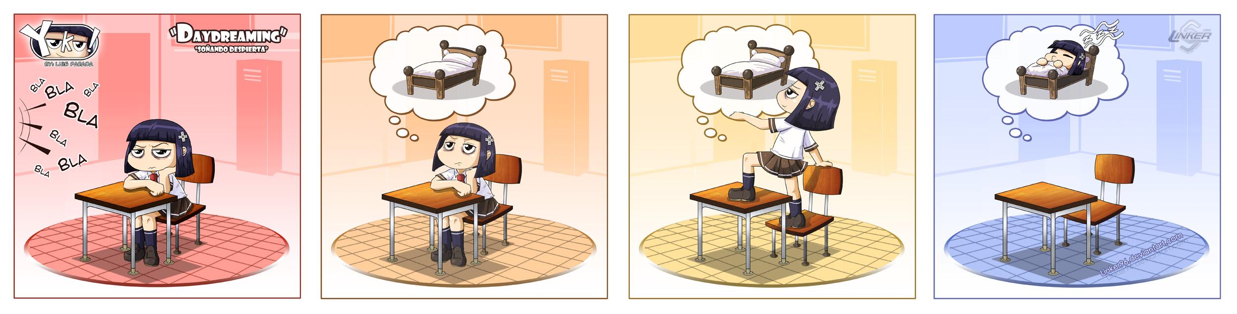 Yoko - Daydreaming