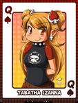 Tabby Chibi Card