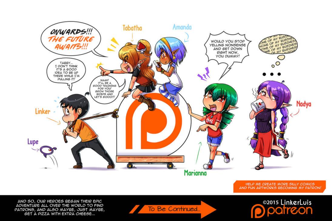 Patreon adventure by LinkerLuis