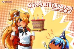 Happy Birthday by LinkerLuis